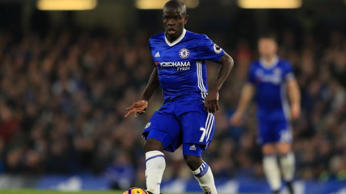 The Blues Tanpa N'Golo Kante Crystal Palace vs Chelsea